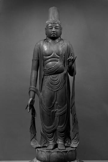 常念寺木造菩薩形立像