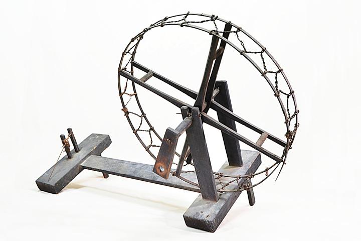 糸車(いとぐるま)