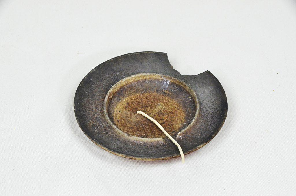 灯明皿(とうみょうざら)